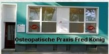 Praxis für Osteopathie und Naturheilkunde Fred König